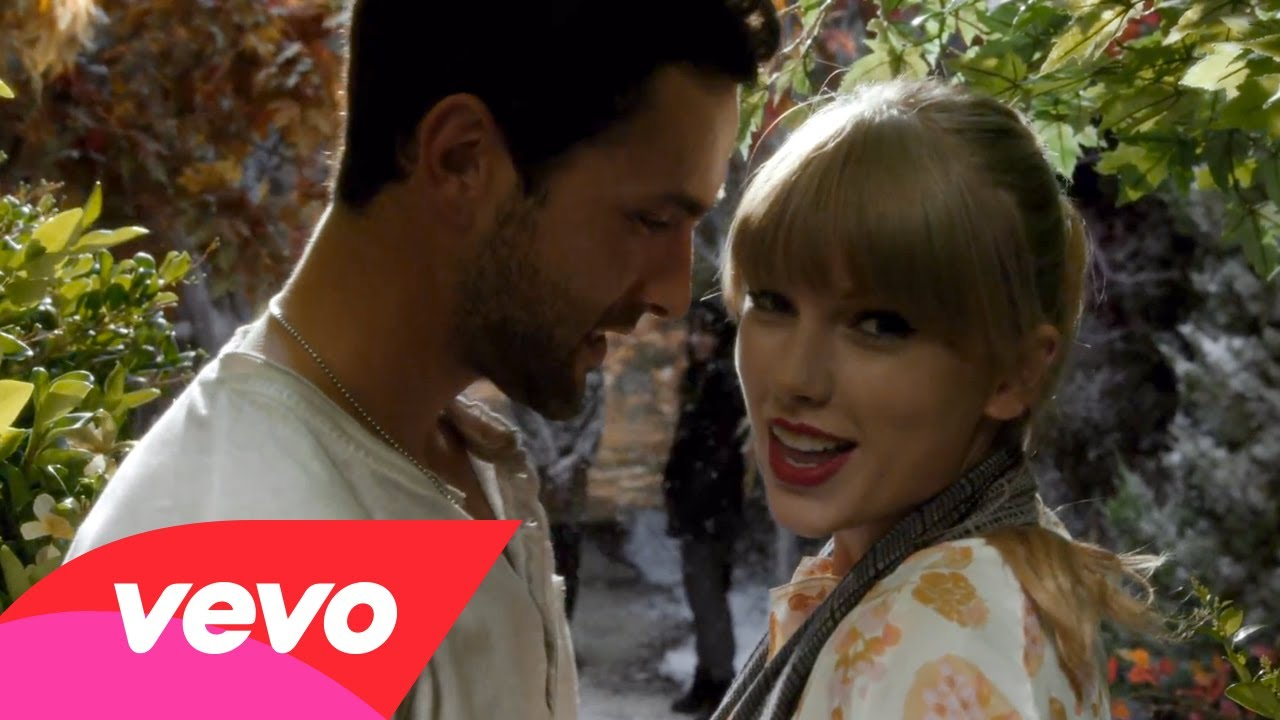 Taylor Swift – We Are Never Ever Getting Back Together