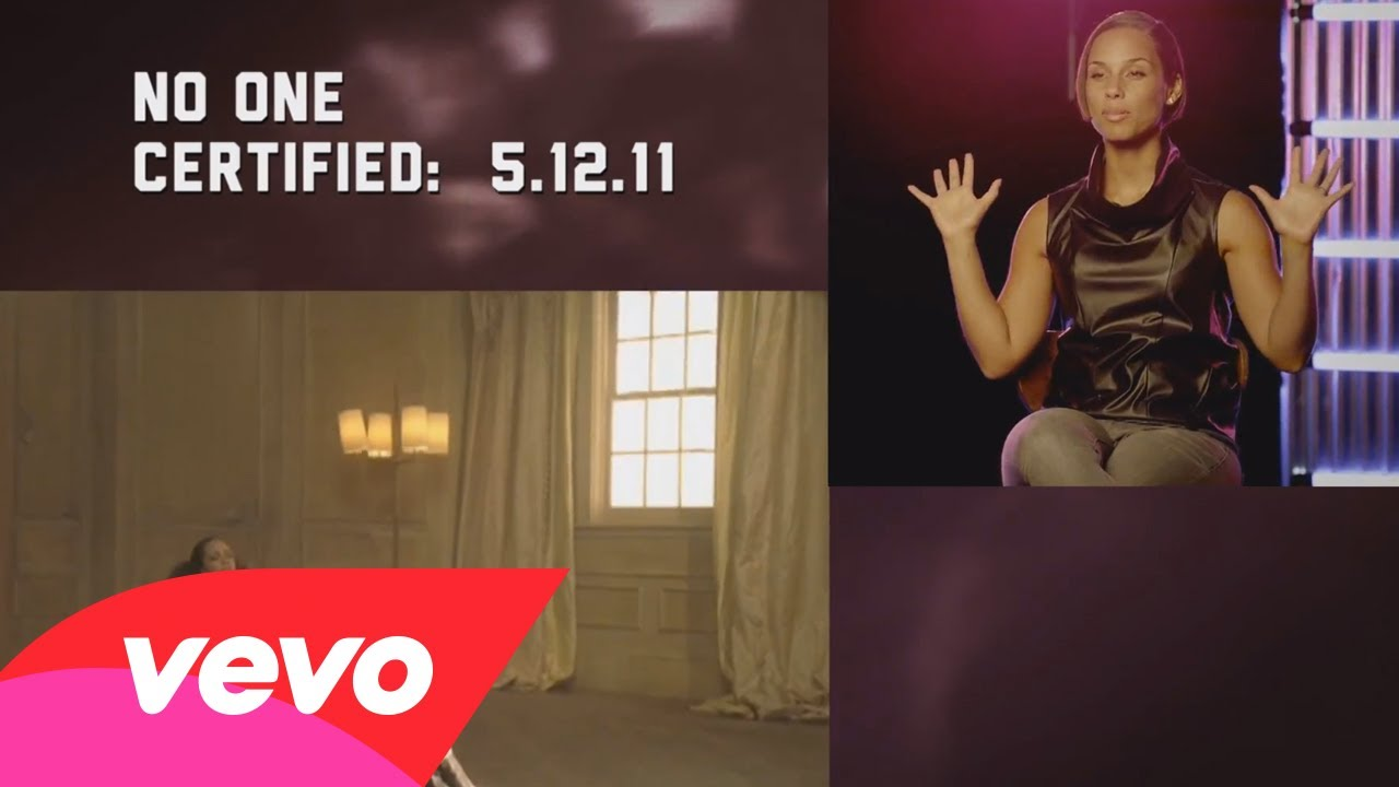 #VEVOCertified, Pt. 5: No One (Alicia Commentary)